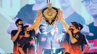 Đấu trường Danh Vọng mùa Xuân 2021: Team Flash thắng áp đảo Saigon Phantom, trở thành tân vương