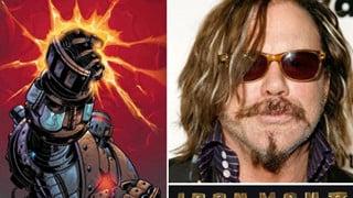 """Diễn viên Iron-Man 2 gây sốc với phát ngôn phim Marvel là """"đồ bỏ đi"""""""