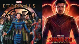 """Rộ nghi vấn Trung quốc cấm chiếu """"Eternals"""" và """"Shang-Chi"""", nguyên nhân do đâu?"""