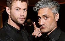 Nam diễn viên người Úc giấu tên chia sẻ poster Thor: Love & Thunder phiên bản con nhà nghèo