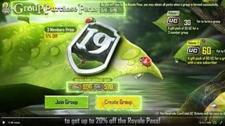Hướng dẫn: Cách nhận PUBG Mobile Season 19 Royale Pass với mức giá rẻ