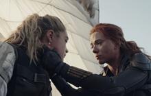 Xem hai chị em nhà Natasha vừa giúp vừa cà khịa nhau trong TV Spot mới của Black Widow