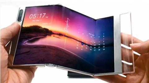 Samsung giới thiệu các khái niệm công nghệ màn hình di động thế hệ tiếp theo