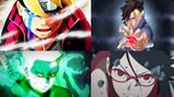 Spoiler Boruto chap 58: Kawaki VS Đội 7 - Mitsuki, Sarada và Boruto!