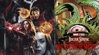 """""""Doctor Strange 2"""" hé lộ nội dung cốt truyện đầu tiên, giới thiệu phản diện cực đỉnh"""