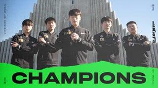 LMHT: Khu vực LPL chính thức thống trị giải đấu MSI khi vượt mặt Hàn Quốc về số lần vô địch