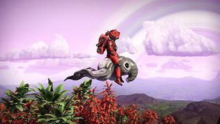 No Man's Sky ra mắt bản cập nhật Prisms, nâng tầm đồ họa trong game