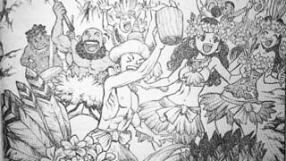 Spoiler Dr.Stone chap 199: Senku trục vớt Perseus. Bộ tộc mới xuất hiện?