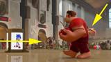 Loạt Easter Egg siêu thú vị trong các phim hoạt hình Disney (P4)