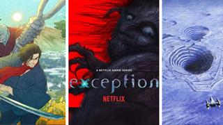Netflix công bố 3 dự án anime mới toanh cùng nhiều thông tin nóng hổi!
