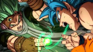 Spoiler Dragon Ball Super chap 73 và 7 trang bản thảo: Granola áp đảo Goku!
