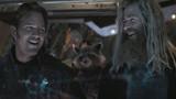 """Hậu trường Thor 4 tiết lộ màn comeback của """"cặp đôi tấu hài"""" Thor và Star-Lord"""