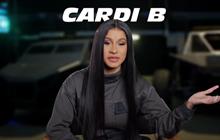 Tranh cãi về việc Cardi B góp mặt trong Fast & Furious 9