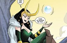 Lady Loki là ai? Nguồn gốc sức mạnh và cốt truyện của cô nàng trong Vũ Trụ Marvel là gì