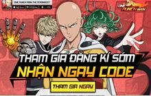 One Punch Man: The Strongest cho phép game thủ đăng ký tải trước