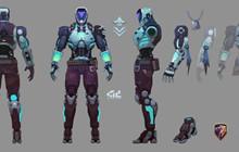 Valorant Agent 16 KAY / O đã được xác nhận: Kiểm tra kỹ năng của nhân vật mới