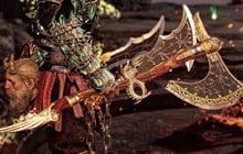 Một game thủ God of War tình cờ khám phá ra cách dùng hai vũ khí một lúc