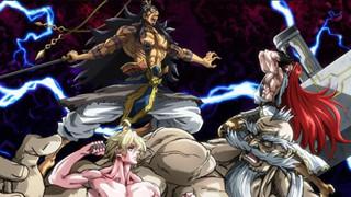 Review anime Netflix Record Of Ragnarok: Chất lượng không cao nhưng vẫn hấp dẫn!