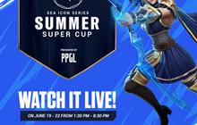 Giải đấu Tốc Chiến Icon Series SEA – Siêu Cúp Mùa Hè sẵn sàng cho một kết thúc huyền thoại