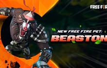Free Fire: Top 5 con pet tốt nhất để kết hợp với D-Bee trong bản OB28