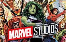 Marvel Studios sẽ phát triển phim tài liệu về các nữ siêu anh hùng