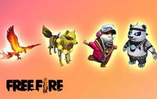 Free Fire: Tất cả các pet có kỹ năng hồi máu tốt nhất trong trận đấu