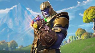 Fornite và Marvel hợp tác biến người chơi thành Thanos