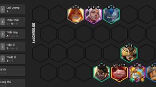 DTCL Mùa 5.5: Top đội hình Vel'koz hỗn hợp mạnh nhất bản 11.19 Rank Cao Thủ