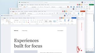 Microsoft đang thiết kế lại các ứng dụng Office cho desktop trên Windows 11