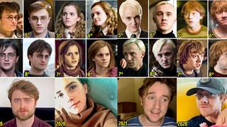 Dàn sao Harry Potter đã thay đổi như thế nào qua từng giai đoạn? (P1)