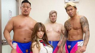 Sững sờ với nhan sắc tuyệt trần của nữ đô vật/idol Nhật Bản Saki Akai!