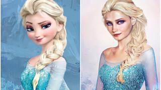 Khi các nhân vật Disney từ màn ảnh bước ra đời thực (P4)