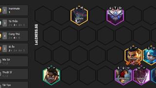 DTCL Mùa 5.5: Top đội hình Cung Thủ mạnh nhất meta 11.19 rank Thách Đấu meta mới