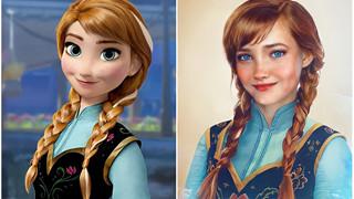 Khi các nhân vật Disney từ màn ảnh bước ra đời thực (P5)