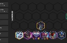 DTCL Mùa 6: Top đội hình Sát Thủ Reroll Shaco và Twitch mạnh nhất rank Thách Đấu
