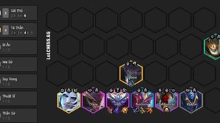 DTCL Mùa 5.5: Top đội hình Sát Thủ Nocturne mạnh nhất meta 11.19 rank Thách Đấu