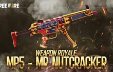Free Fire: Thông số, Thiệt hại, Skin và Mẹo sử dụng khẩu MP5