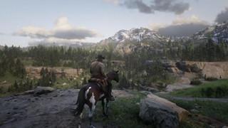 """Sau cập nhật, game thủ Red Dead Online liên tục chạm trán """"Ngựa ma"""""""