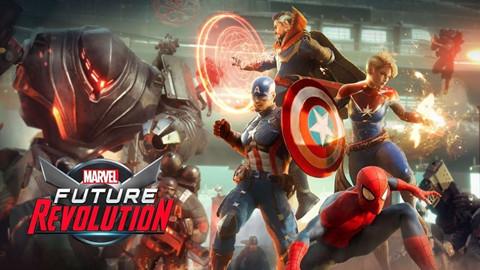 Marvel Future Revolution - Tựa game thế giới mở siêu anh hùng ấn định ngày ra mắt trong tháng 8