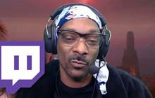 Làm streamer như Snoop Dogg, stream 4 lần thì hết 3 lần không chịu bật micro