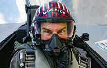 Diễn biên của Top Gun: Maverick nôn ói liên tục khi quay phim