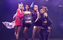 LMHT: K/DA đạt danh hiệu âm nhạc khủng, gọi Riot Games là công ty âm nhạc quả không sai