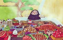 Cười bể phổi với loạt fanart hoạt hình Ghibli phiên bản dính ngải heo vì cách ly dịch COVID-19