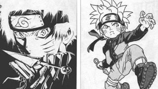 Fanart siêu cấp: Sẽ thế nào nếu Naruto được vẽ bởi các mangaka nổi tiếng?