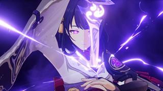 Genshin Impact: Hướng dẫn Lôi Thần Baal - Raiden Shogun cách lên Thánh Di Vật và vũ khí tốt nhất