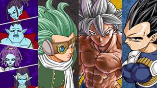 Dự đoán spoiler Dragon Ball Super chap 76: Heeter thu thập đủ ngọc rồng, Granola giết Goku?
