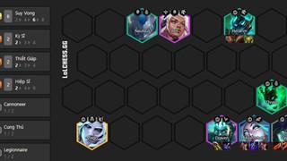 DTCL Mùa 5.5: Hướng dẫn Top 10 đội hình mạnh nhất Rank Cao Thủ theo meta 11.19 toàn thế giới