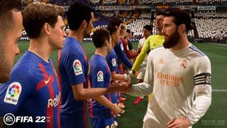 FIFA 22 hé lộ gameplay đầu tiên với những màn trình diễn cực ấn tượng