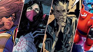 Ngoài Shang-Chi, Marvel còn có TOP 5 siêu anh hùng châu Á cực đỉnh sau đây!