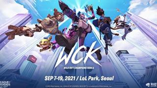[WCK 2021] Team NC vs Gluk Gaming - khi người đi rừng toả sáng